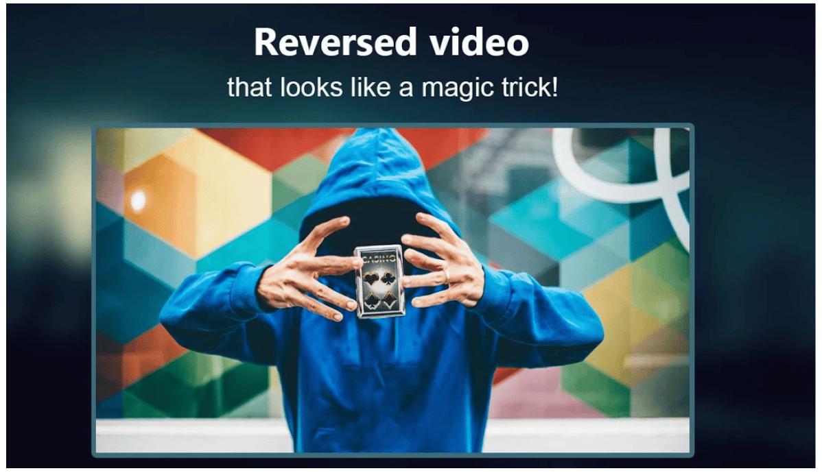 3 applications et Webtool pour inverser la vidéo en ligne