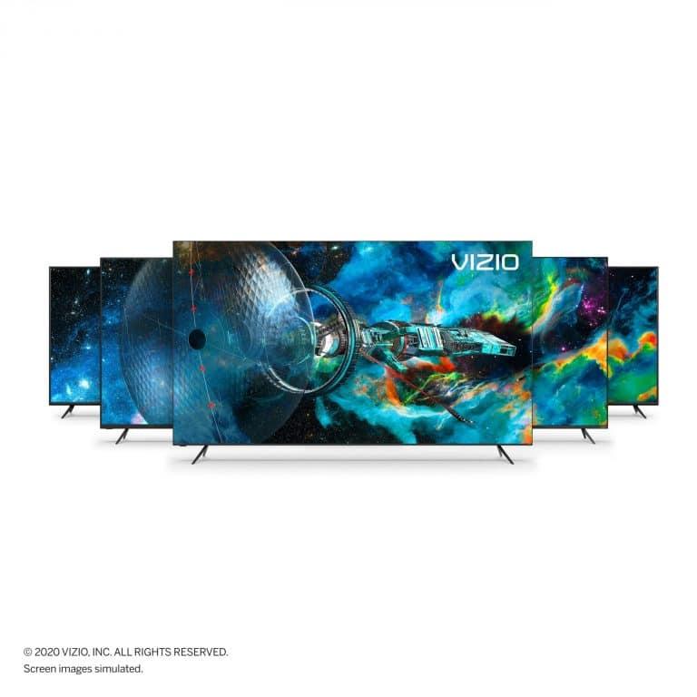 VIZIO annonce une série de téléviseurs LCD et OLED aux côtés de barres de son