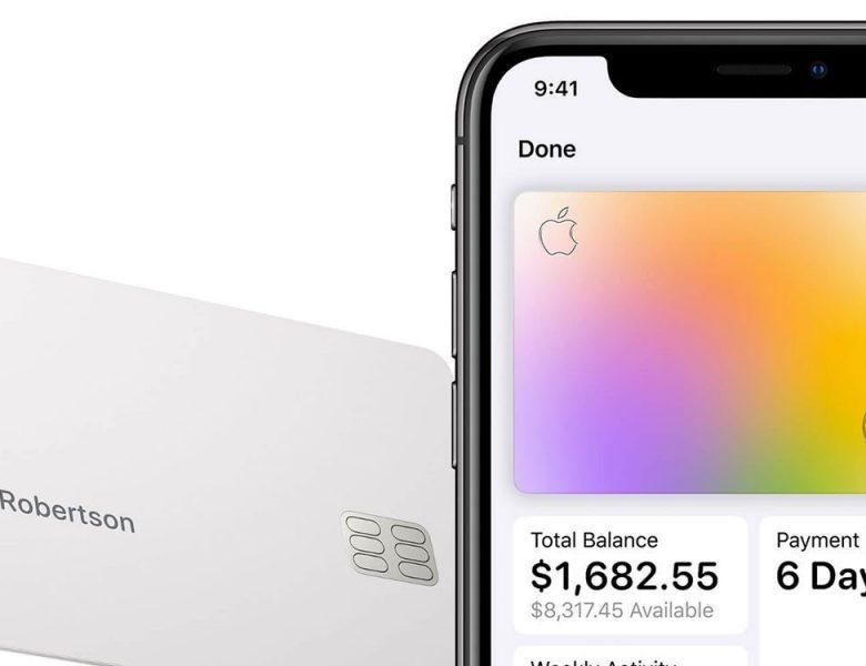 Apple permet aux clients Apple Card de différer les paiements en raison du COVID-19