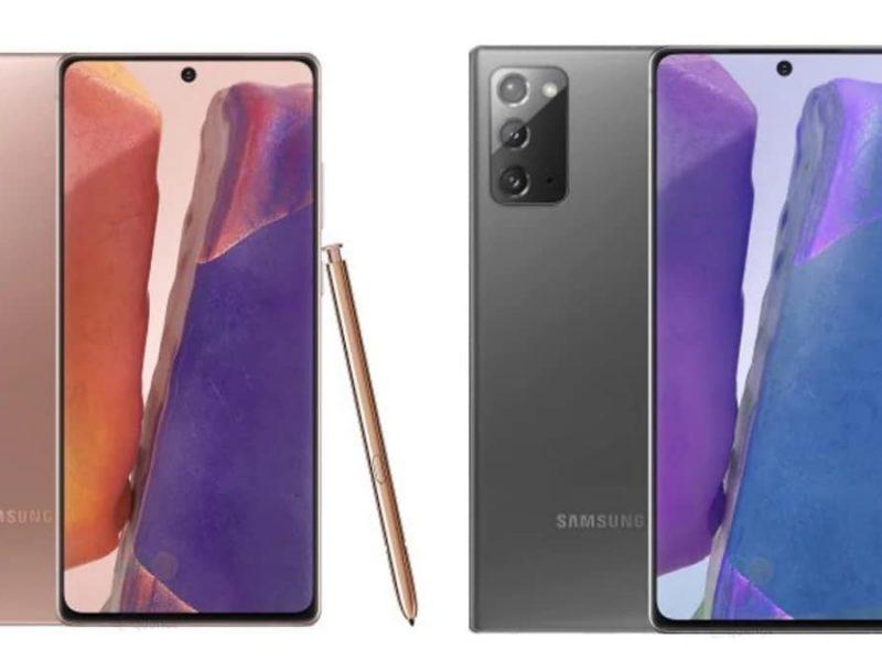 Lancement de la série Samsung Galaxy Note 20 aujourd'hui: comment regarder la diffusion en direct, prix attendu, spécifications
