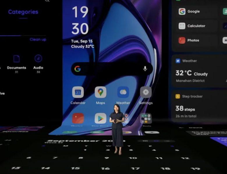 ColorOS 11, basé sur Android 11, fait ses débuts; Début du programme bêta pour la série Oppo Find X2
