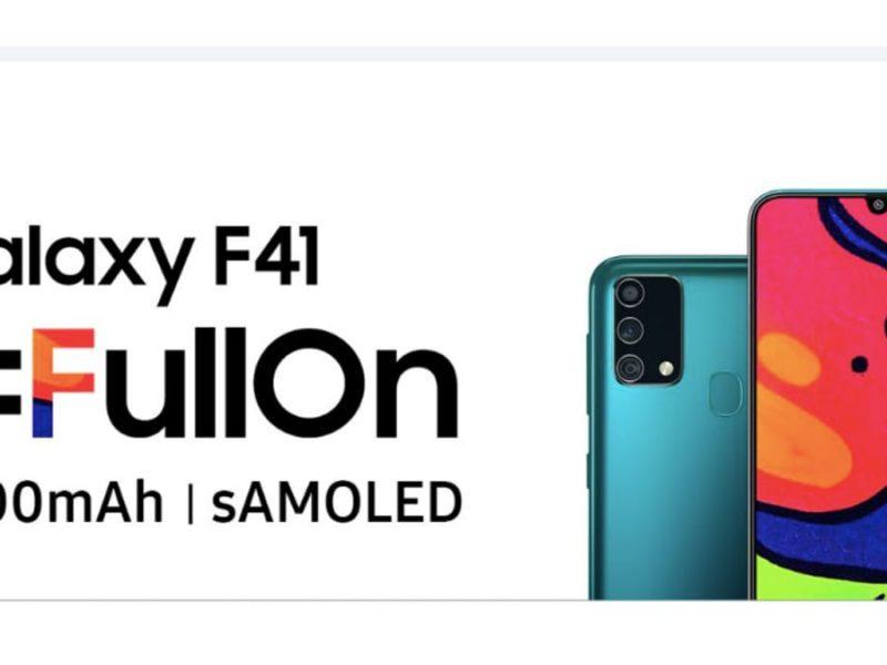 La toute nouvelle série Samsung Galaxy F promet d'apporter bientôt l'expérience #FullOn en Inde!