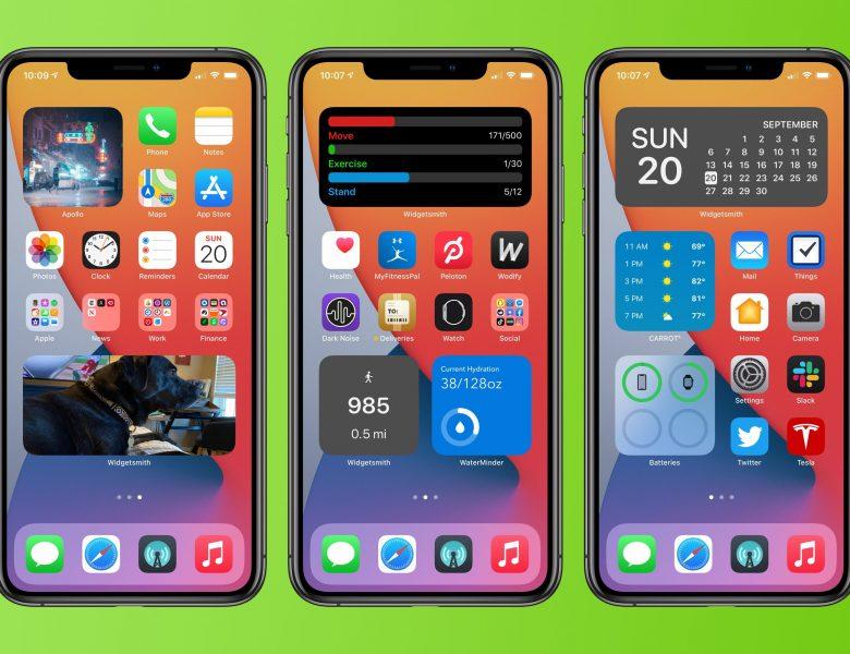 Comment utiliser Widgetsmith pour les widgets de l'écran d'accueil iOS 14