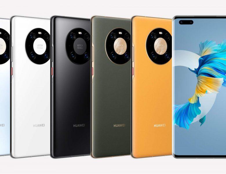 La dernière fuite de la série Huawei Mate 40 5G révèle la conception, les spécifications et plus
