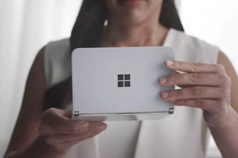 Microsoft enflamme la controverse sur Surface Duo après l'annonce de la semaine dernière