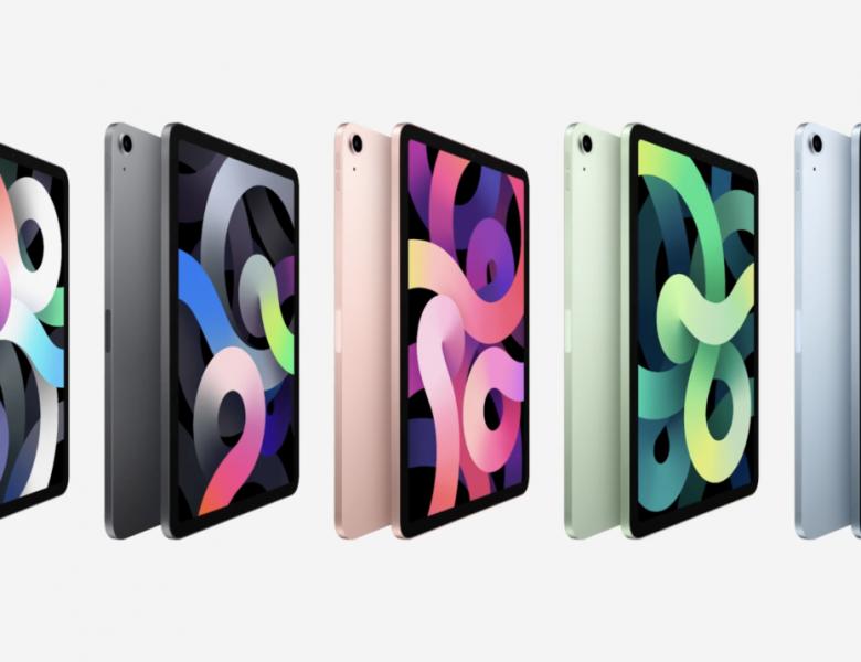 Apple iPad Air 4e génération est maintenant disponible en précommande à partir d'aujourd'hui