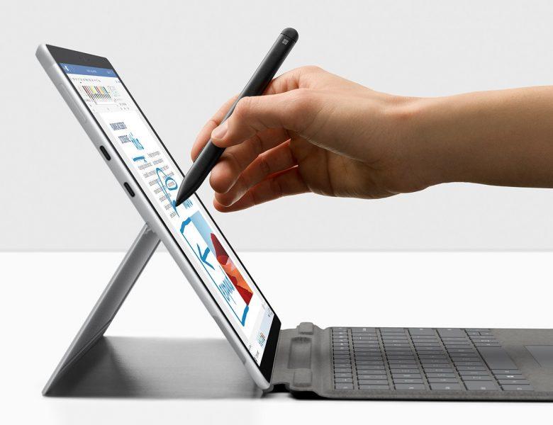 Microsoft Surface Pro X obtient une mise à niveau de la puce SQ 2 et un nouveau coloris Platinum