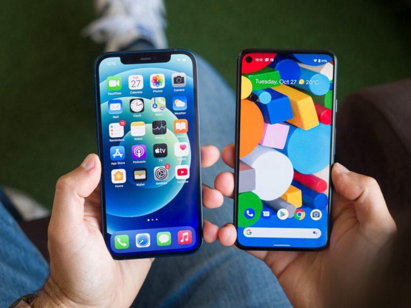 Comment envoyer des photos et des vidéos d'un iPhone vers un téléphone Android ?