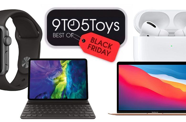 Tour d'horizon d'Apple Black Friday: Meilleur iPad, Apple Watch, offres