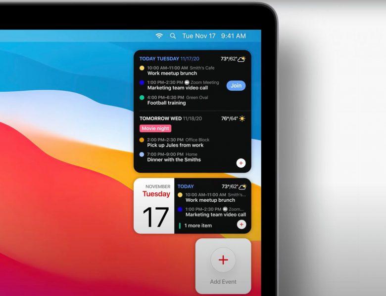 Fantastique pour Mac mis à jour avec le support Apple Silicon, les widgets macOS Big Sur, plus