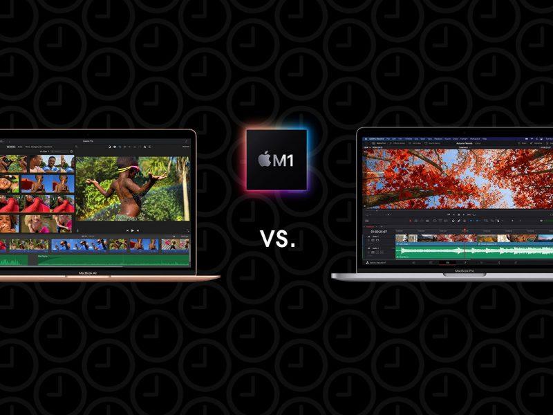 Comparaison MacBook Air M1 vs MacBook Pro, lequel acheter ?