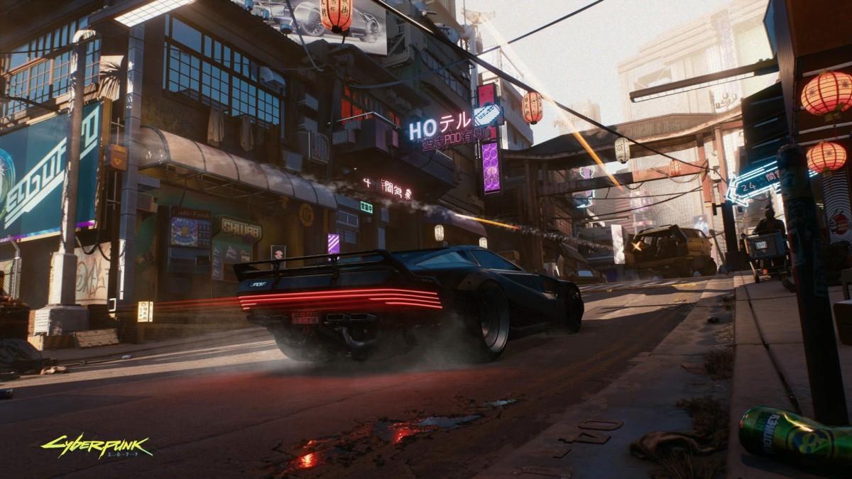 CD Project s'excuse pour l'état de Cyberpunk 2077 et révèle la feuille de route des mises à jour