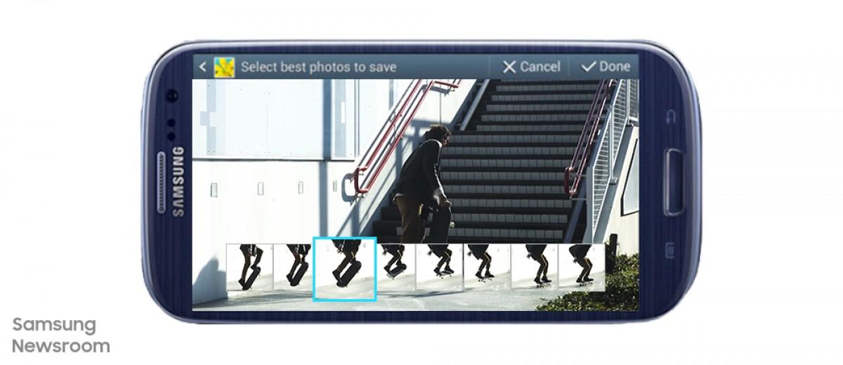 Samsung résume l'histoire des appareils photo Galaxy S et comment ils se sont améliorés au fil des ans