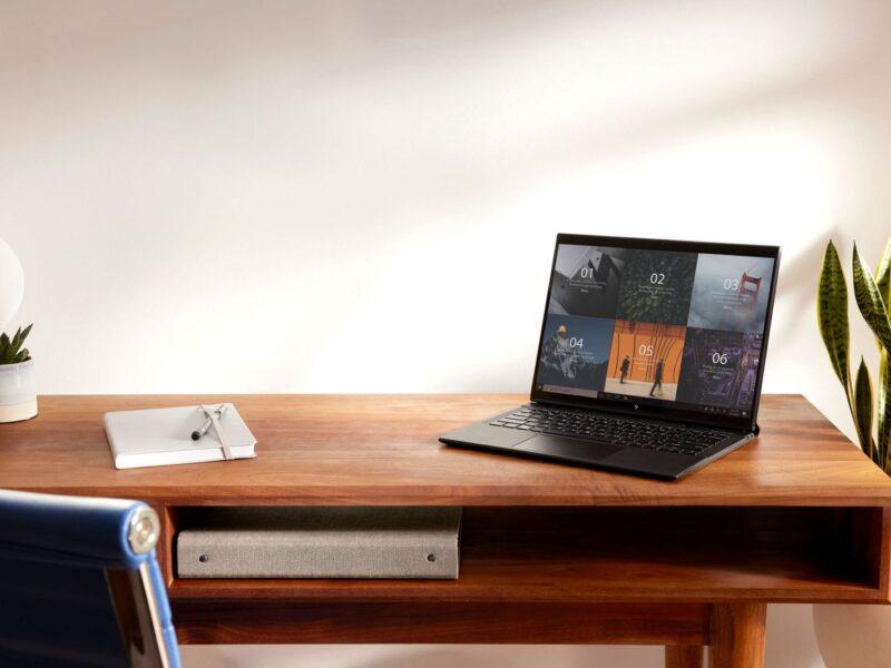 HP lance les séries d'ordinateurs portables Envy, Elite et Dragonfly au CES 2021
