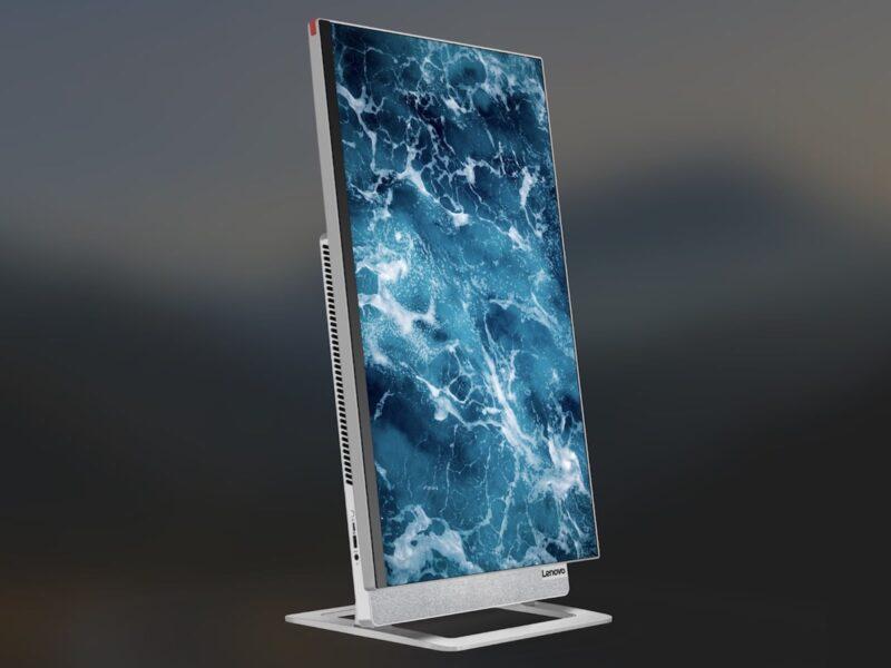 Le PC Lenovo Yoga AIO 7 dispose d'un écran rotatif pour une vision claire »