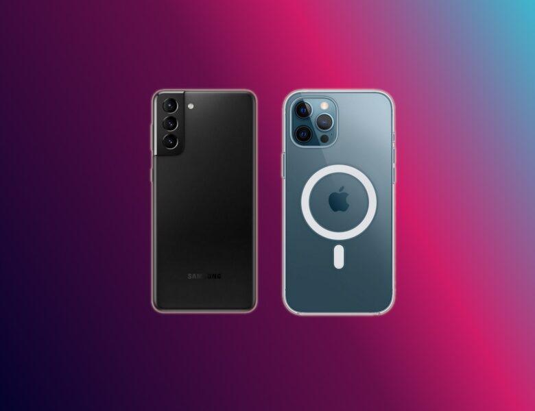 Galaxy S21 Plus vs iPhone 12 Pro: que devriez-vous acheter?
