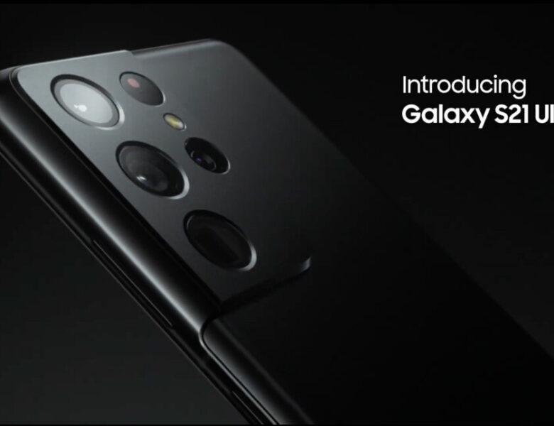 Fonctionnalités de l'appareil photo Samsung Galaxy S21 Ultra 5G, quoi de neuf?