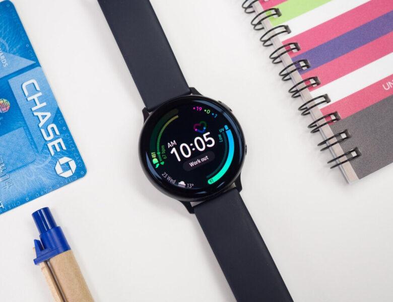 La Galaxy Watch Active 2 déverrouillée de Samsung avec LTE est en vente à un prix très avantageux