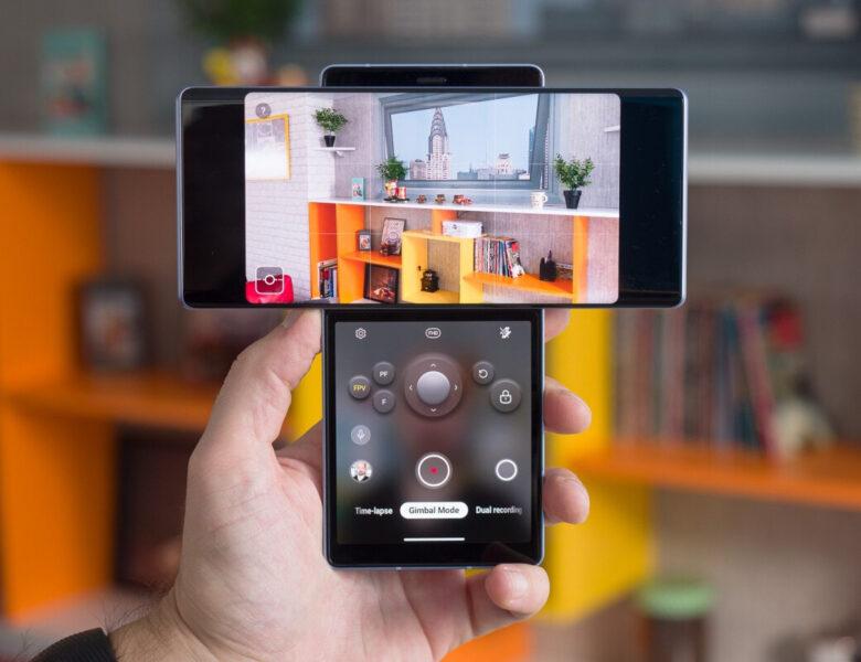 T-Mobile semble avoir définitivement réduit le LG Wing 5G