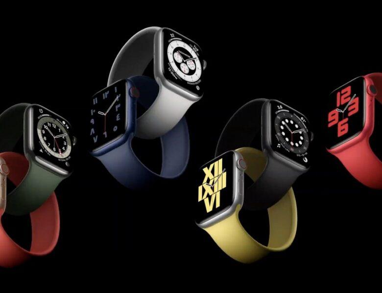 Apple Watch Series 6, chargeurs sans fil Samsung et autres accessoires sont en vente