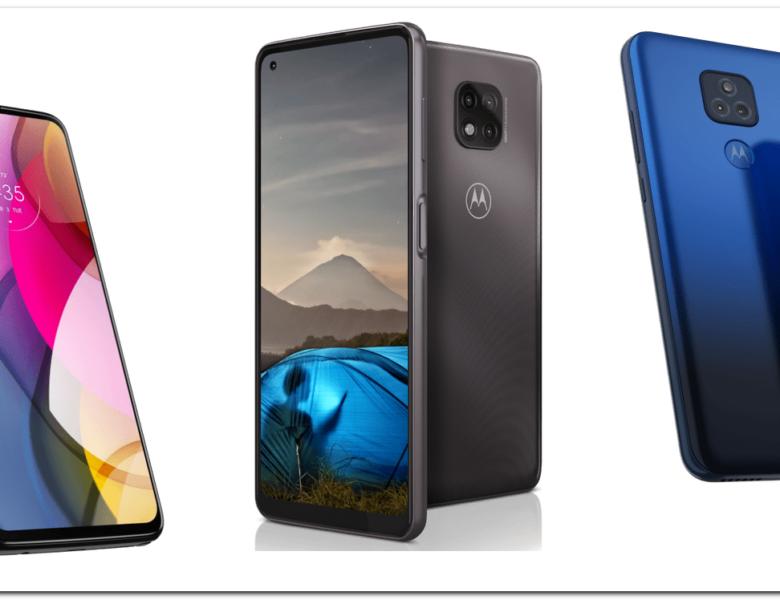 Motorola dévoile une nouvelle gamme de téléphones Moto G abordables, mais ils fonctionnent toujours sous Android 10