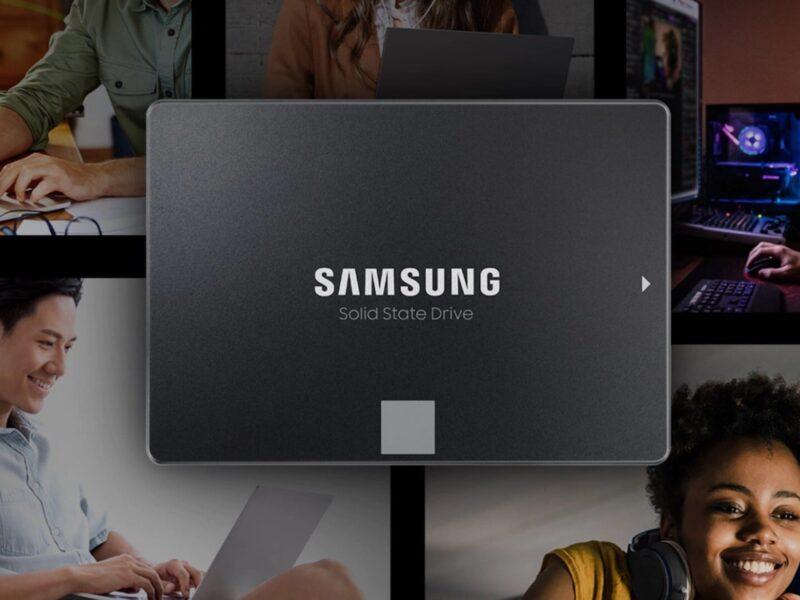 Le 870 Evo de Samsung est le SSD d'entrée de gamme auquel vous ne pouvez pas dire non »
