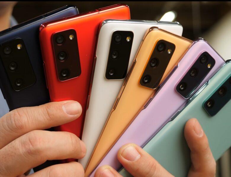 Les premiers signes d'un Samsung Galaxy S21 FE aka Fan Edition sont apparus