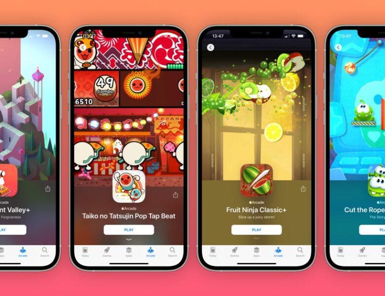 Sondage: Votre opinion sur Apple Arcade s'est-elle améliorée avec l'arrivée des jeux iOS classiques?