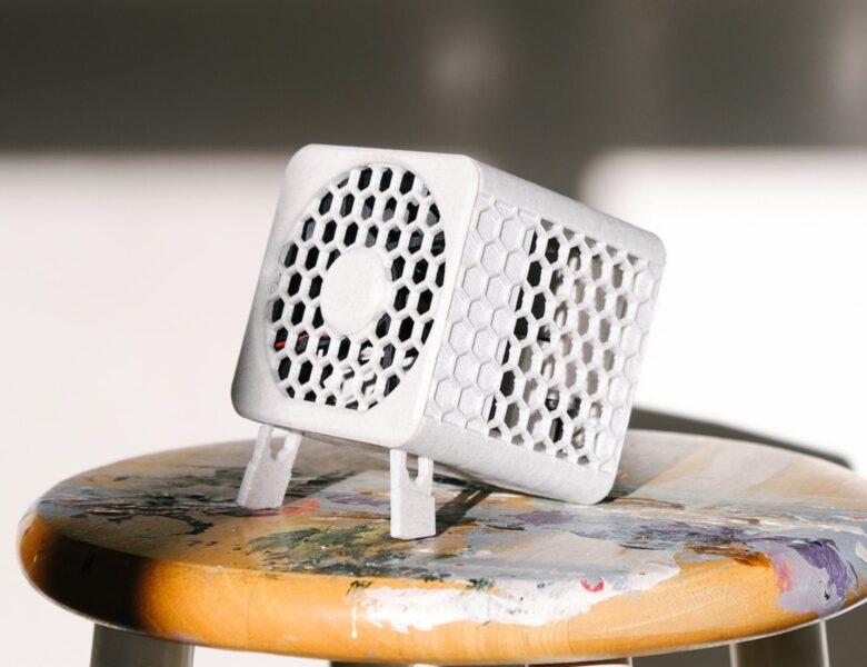 Ce purificateur d'air compact vous permet de respirer de l'air pur partout »