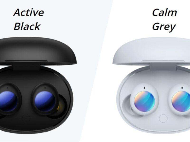 Écouteurs Realme Buds Air 2 Neo TWS avec jusqu'à 28 heures d'autonomie, annulation active du bruit lancée