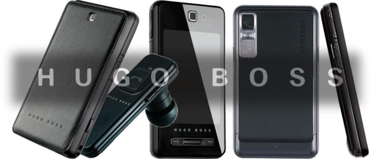 Flashback: la longue histoire de Samsung en matière de téléphones de mode comprend Giorgio Armani et Hugo Boss