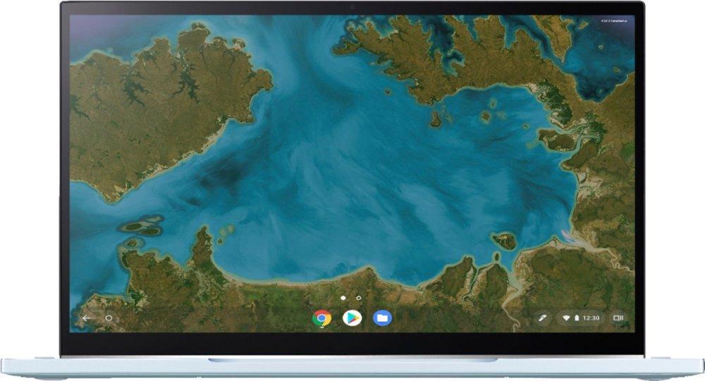 Chromebook ASUS 2-en-1 à écran tactile de 14 pouces