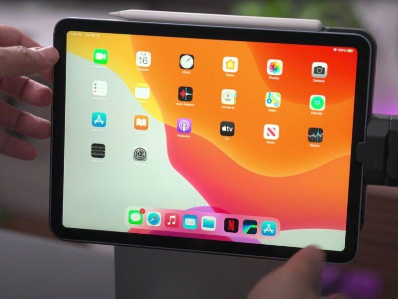 Kensington StudioDock incompatible w.  2021 iPad Pro 12,9 pouces
