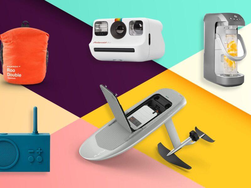 Gadgets et accessoires incontournables de l'été 2021 »