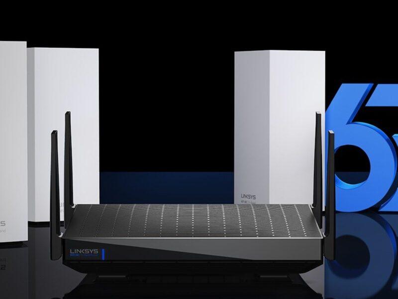 Le dernier routeur maillé Linksys Velop prend en charge le Wi-Fi 6E