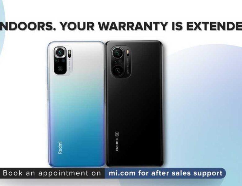 Xiaomi prolonge la garantie en Inde de 2 mois pour ceux qui se terminent en mai et juin au milieu des verrouillages COVID-19