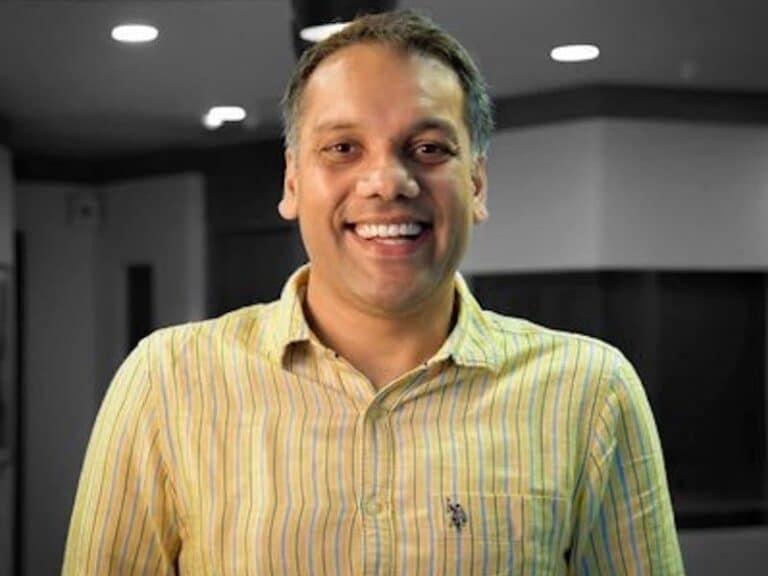 Le fondateur de Burrp, Anand Jain, a lancé une start-up de lutte contre les pigeons parce qu'il les trouvait ennuyeux