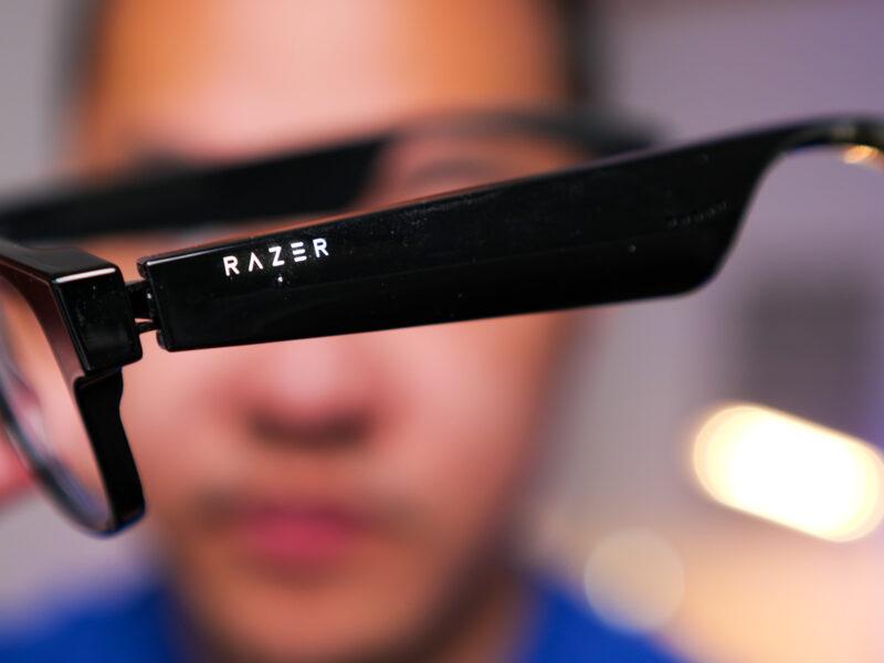 une approche PROPRE des lunettes intelligentes!  (vidéo)