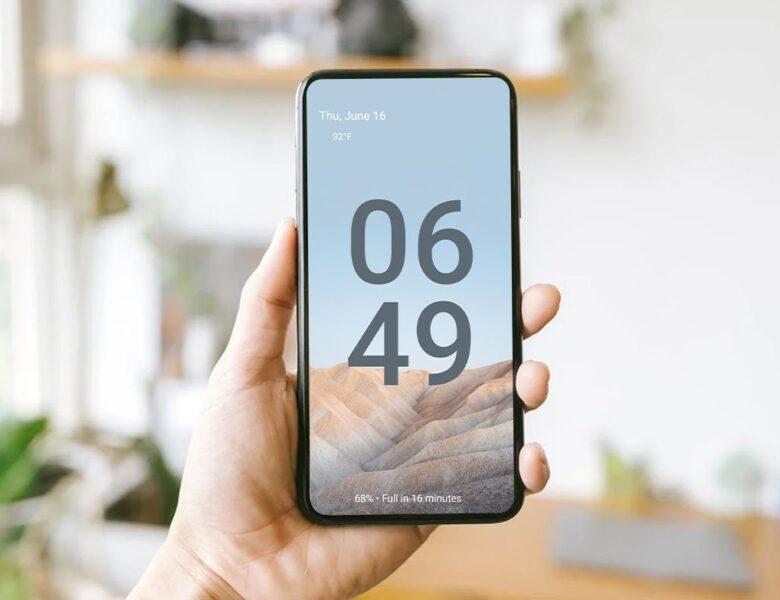 Comment installer l'horloge d'écran de verrouillage de style Android 12 sur votre téléphone – Gadgets à utiliser
