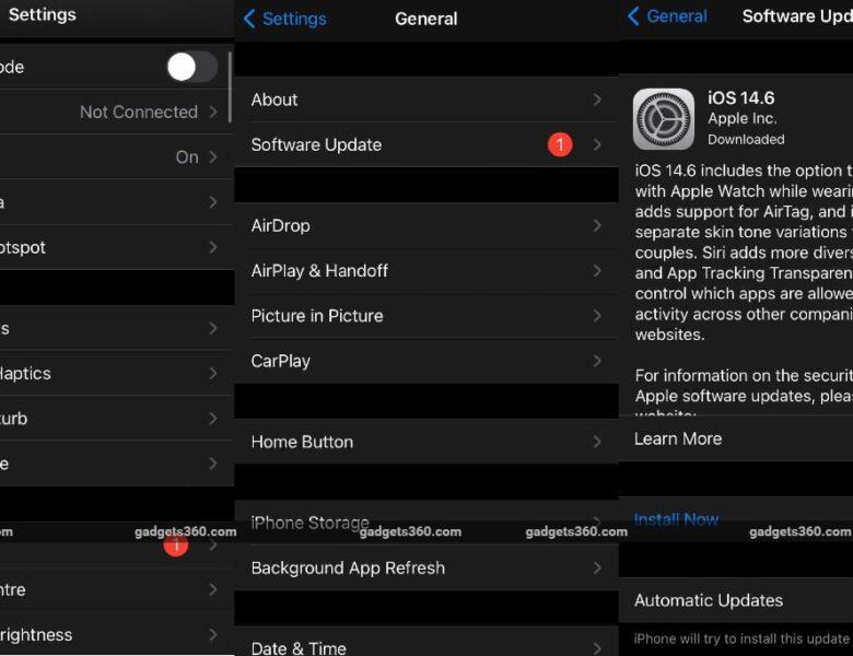 Comment mettre à niveau le logiciel de votre iPhone