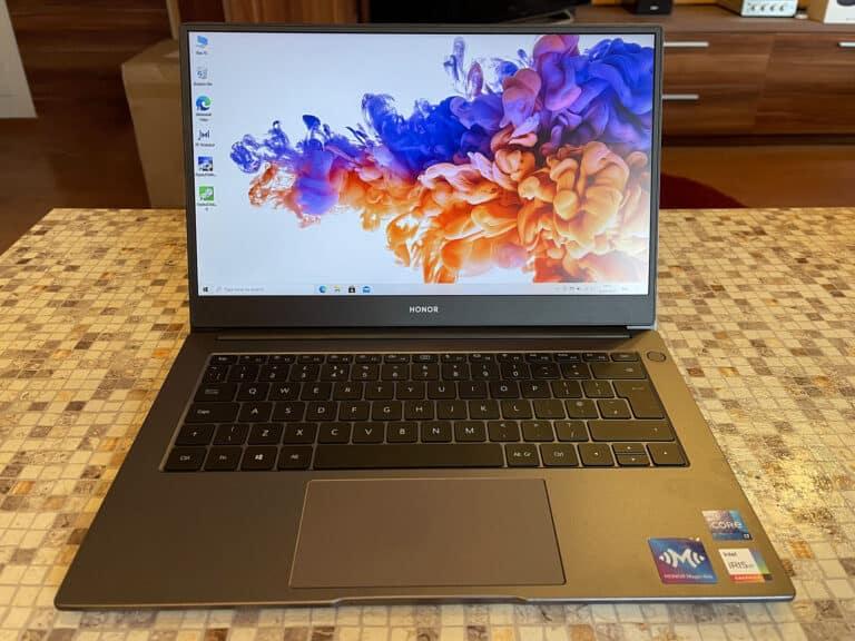 Critique du MagicBook 14 Intel Core i7 HONOR (2021)