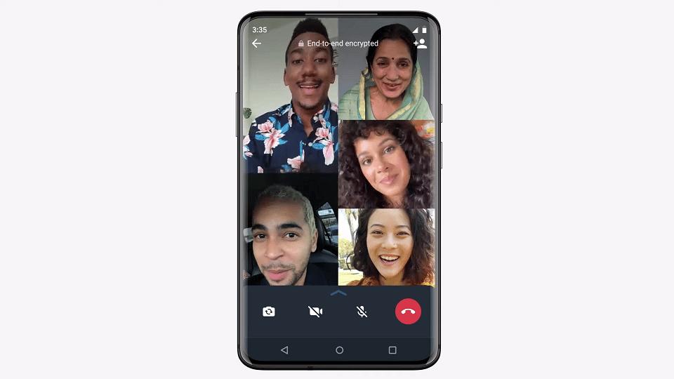 Comment rejoindre les appels de groupe WhatsApp manqués - Gadgets à utiliser