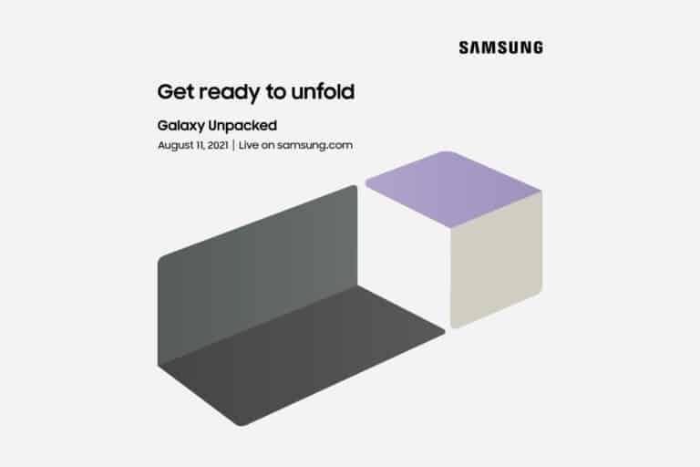 Samsung Galaxy Unpacked est OFFICIEL, iPad Mini Pro devient intéressant et plus encore!  (vidéo)