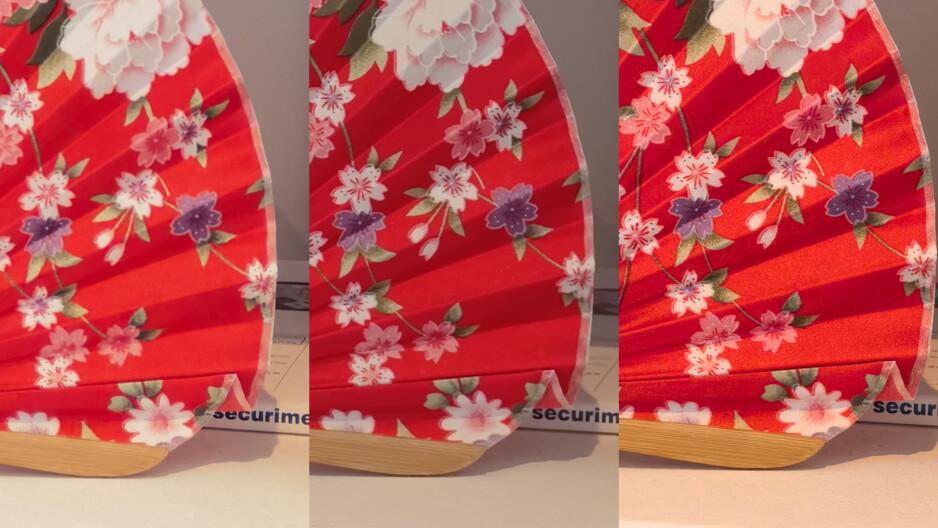 """Si nous pointons, nous pouvons voir que le 64MP """"Huawei XD Optics""""  La caméra zoom téléobjectif-périscope surpasse les deux téléphones phares, qui sont beaucoup plus impressionnants sur le papier.  Comment?!  - Échantillons d'appareils photo Huawei P50 Pro : iPhone &  Tueur de galaxies avec zoom invisible"""