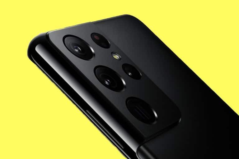 Appareil photo Galaxy S22 Ultra MASSIVE, changements de zoom iPhone et plus encore!  (vidéo)